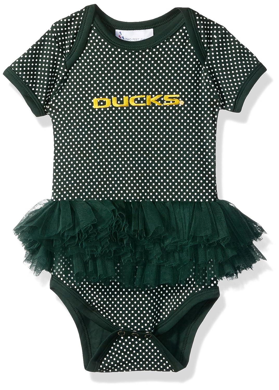 Two Feet Ahead NCAA College Newborn Infant Go Team Bodysuit Creeper