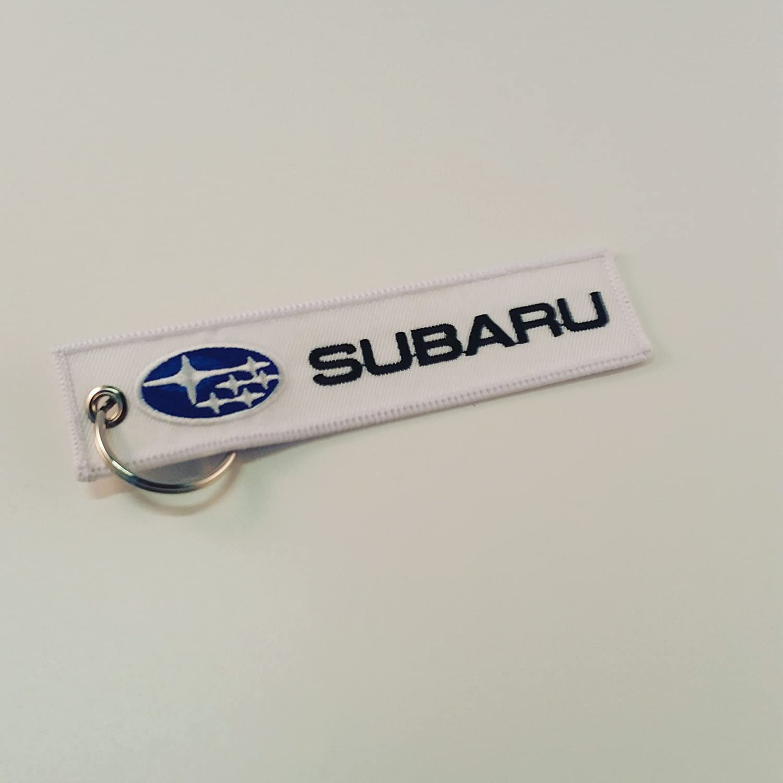 Llavero de Subaru Impreza, tela resistente: Amazon.es: Coche ...