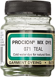 product image for Deco Art Jacquard Procion Mx Dye, 2/3-Ounce, Teal