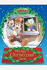 Disney Mickey's Christmas Carol Hardcover