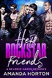 Her Rock Star Friends ( A Reverse Harem Romance ) (English Edition)