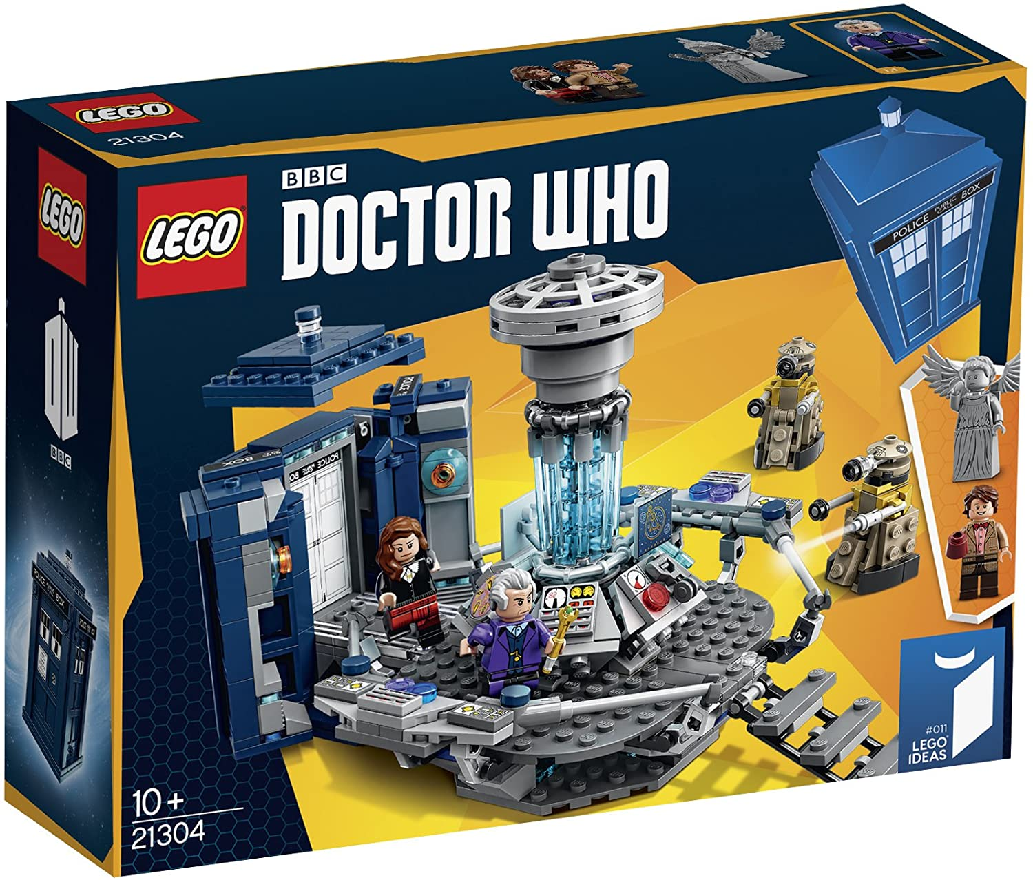 DOCTOR DR WHO Character Building Series 4 Choose from list
