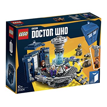 Amazon.com: LEGO Ideas Doctor Who 21304 Building Kit: Toys & Games