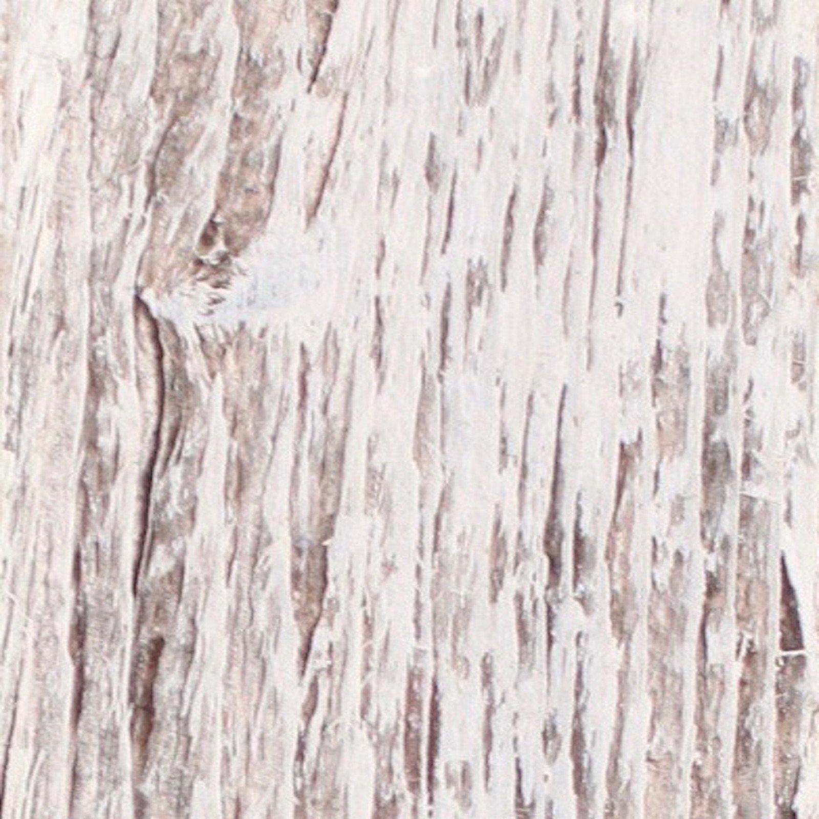 BarnwoodUSA Decorative Cross, Rustic Christian Home Decor, Recycled Wood (White Wash) by BarnwoodUSA