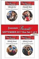 Harlequin Presents September 2017 - Box Set 1 of 2: An Anthology Kindle Edition