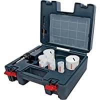 Bosch HB17PL 17-Piece Plumber Bi-Metal Hole Saw Set