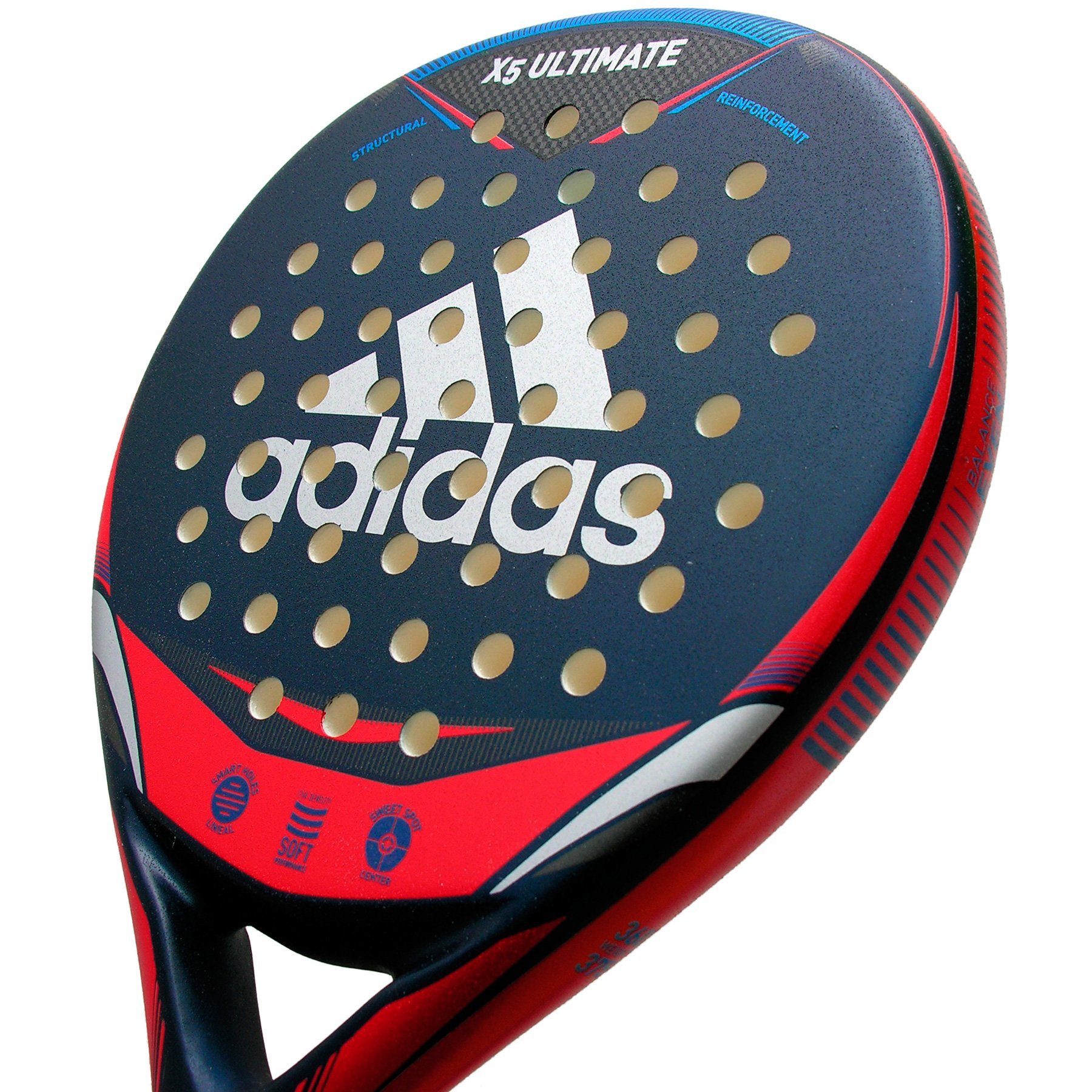Pala Adidas X5 Ultimate Red 2018 product image
