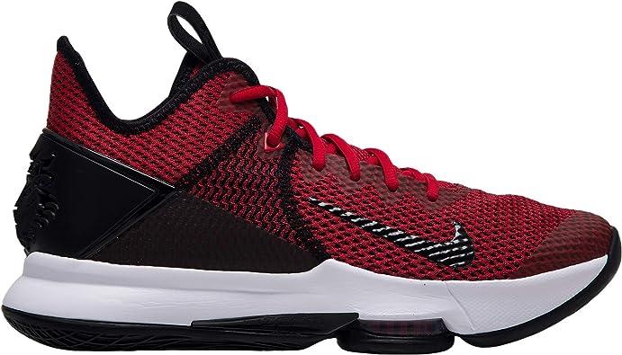 Nike Lebron Witness IV, Zapatillas de Baloncesto para Hombre ...