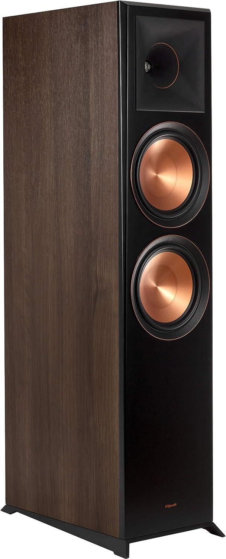 Klipsch RP-8000F Altavoz 150 W Negro Alámbrico - Altavoces (Alámbrico, 150 W, 32-25000 Hz, 8 Ω, Negro)