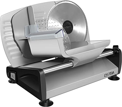 Ostba-Meat-Slicer-Electric-Deli-Food-Slicer