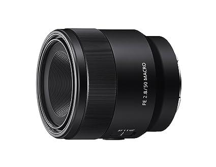 amazon com sony sel50m28 fe 50mm f2 8 full frame e mount lens rh amazon com