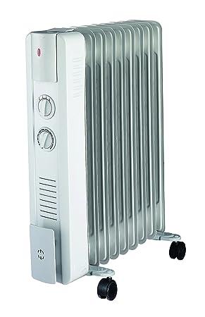 Jp Outilla BAIN Dhuile Mobile 2500 W - YPSO 812.500 radiador de aceite lleno