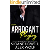 Arrogant Playboy (Cocky Suits Chicago Book 4)