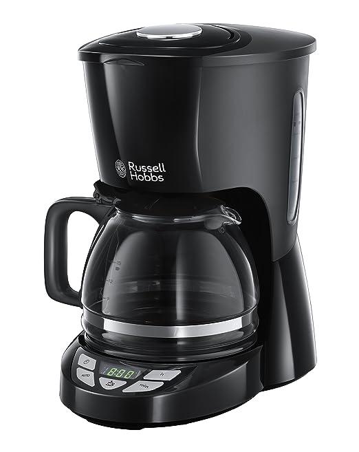 10 opinioni per Russell Hobbs 22620-56 Macchina del Caffè Texture Plus, Nero