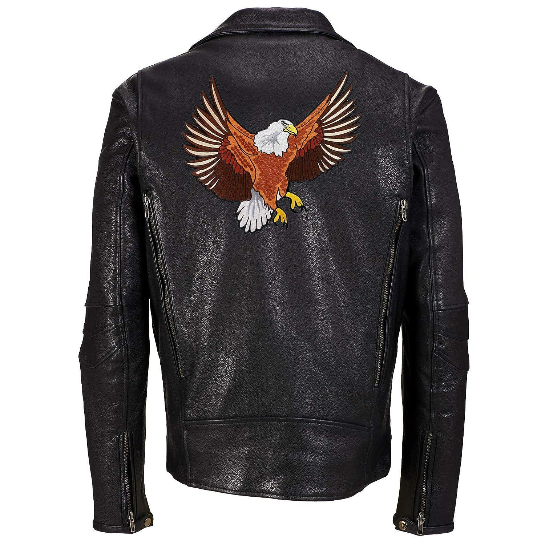 Amazon.com: Águila calva bordado Parche grande Patriotic ...
