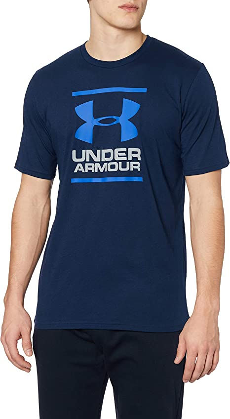 Under Armour Herren kurz/ärmliges und Komfortables Funktionsshirt mit Loser Passform Ua Gl Foundation Short Sleeve Tee atmungsaktives Sportshirt