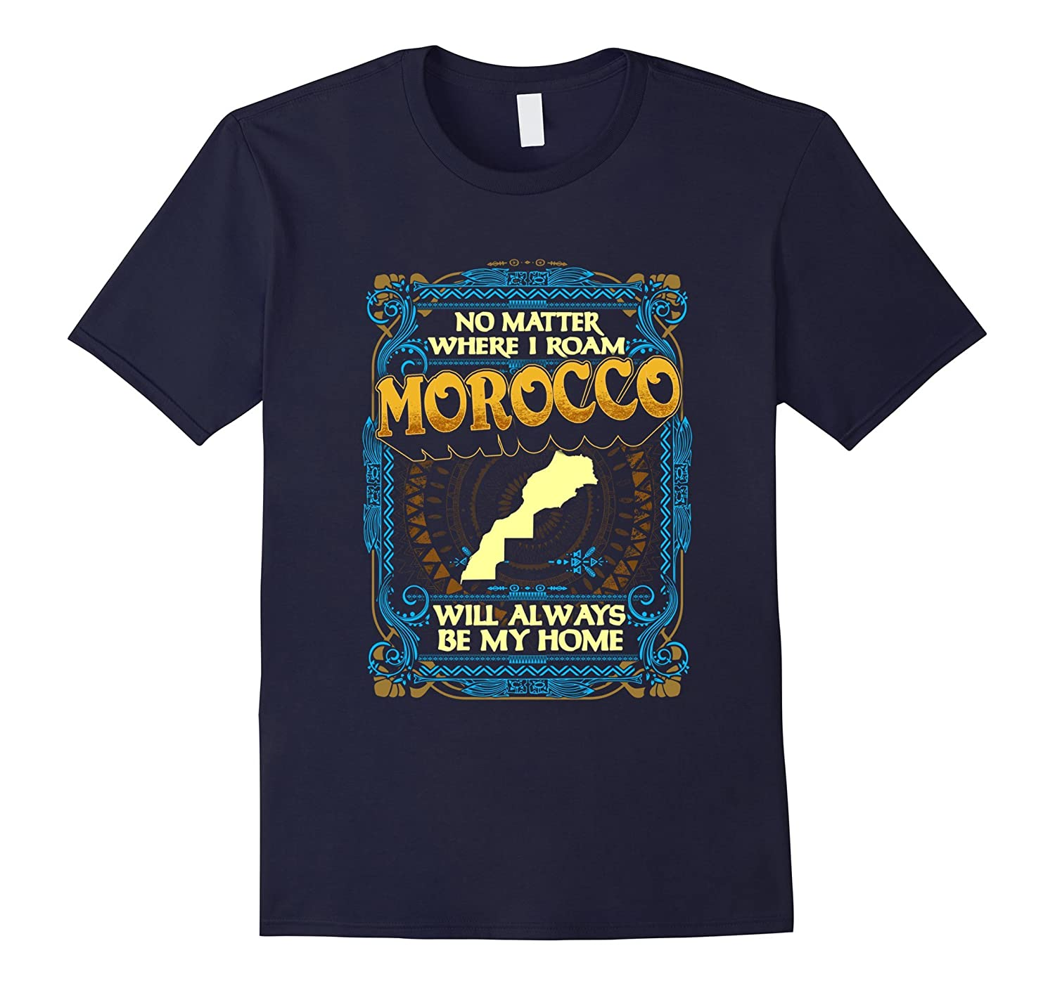 Morocco will always be my home-Vaci