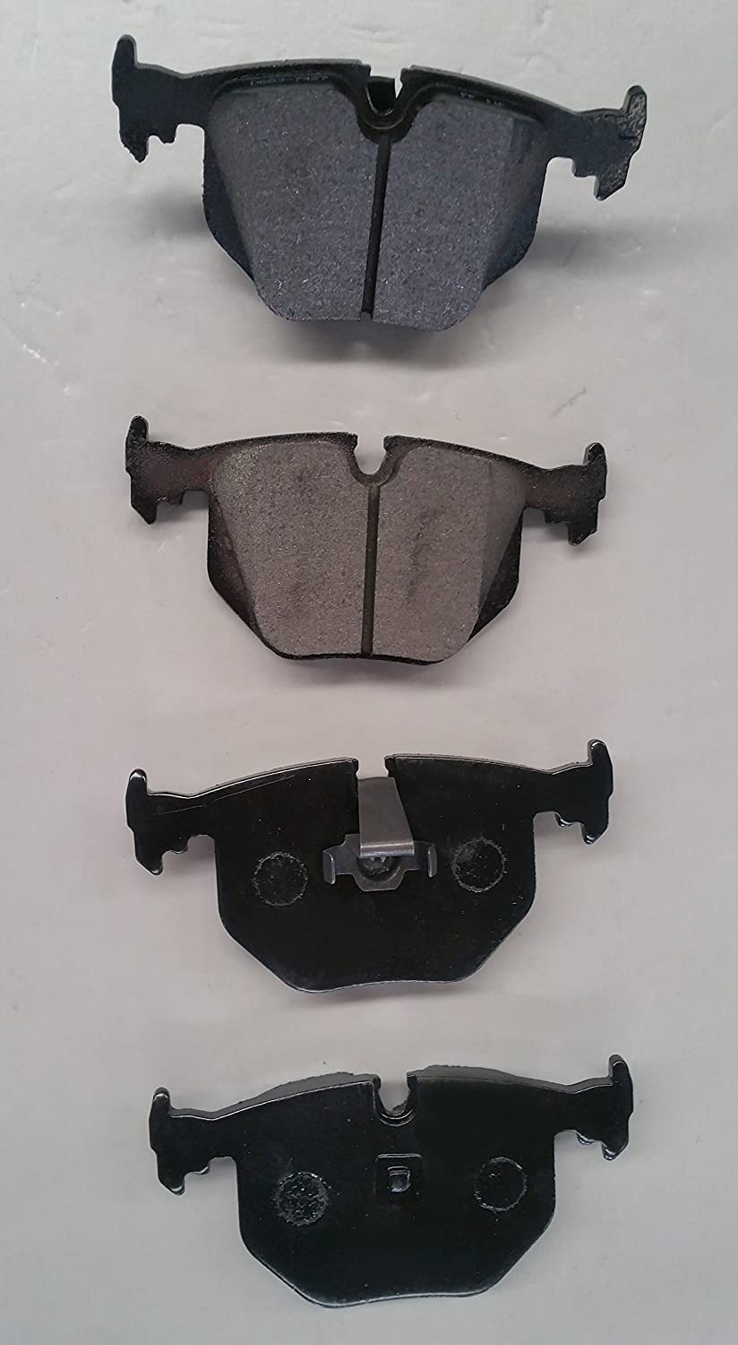 Rear Both Left and Right PROFORCE SMD683 Semi Metallic Disc Brake Pads Set