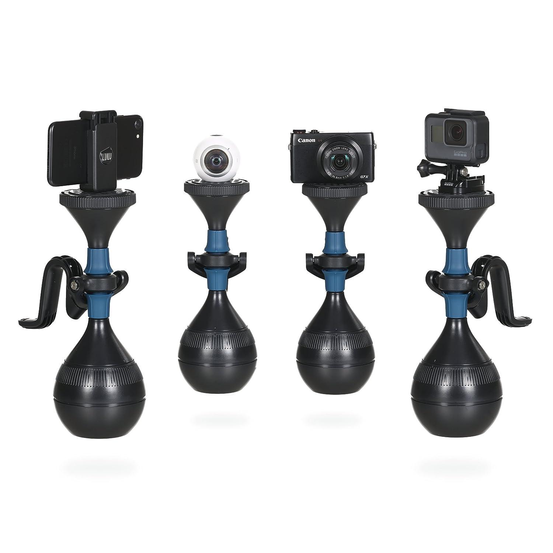Luuv Bildstabilisator für Action Kameras