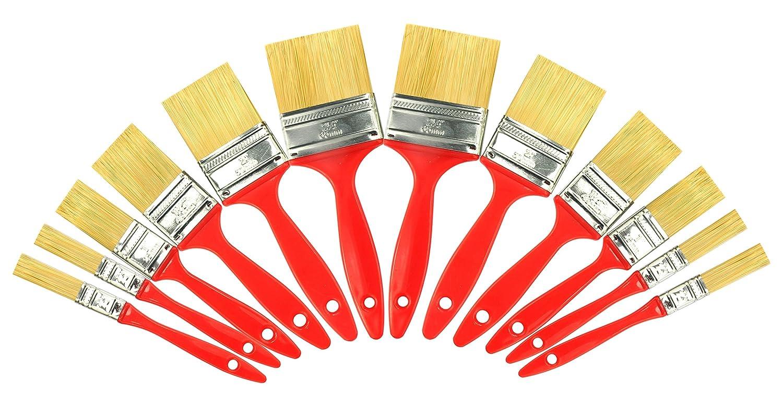 Paint Brush,Paint Brushes,Paint Brush Set,Paint Tools,Home Repair Tool kit,Tools,Tool kit,Tool Set,Home Tool kit,Tools KINGORIGIN 12 Piece Premium Touch up