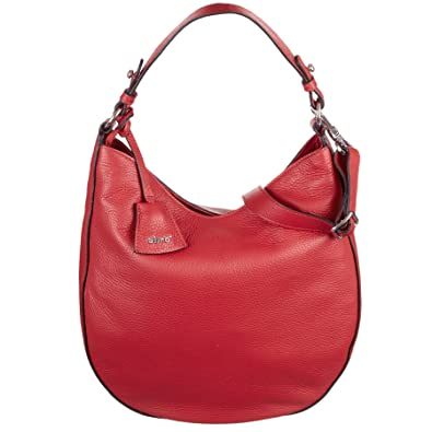 schnüren in präsentieren Mode abro handtasche clutch rot