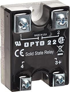 Opto 22 240A45 AC Control Solid State Relay 240 VAC 45 Amp 4000 V