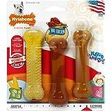 Nylabone Flavor Frenzy Regular Triple Pack Dog Bones
