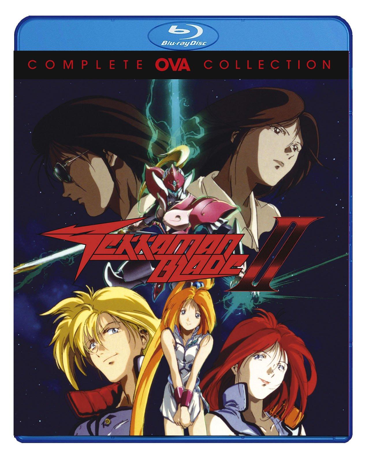 Blu-ray : John DeMita - Tekkaman Blade Ii (Blu-ray)
