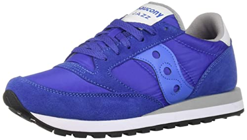 12abd8d28c3915 Saucony Sneakers 2044 Uomo MOD. Jazz O M Blu/Grey: Amazon.it: Scarpe e borse