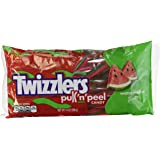 "Twizzlers Watermelon Pull""n"" Peel, 14-Ounce Bag"