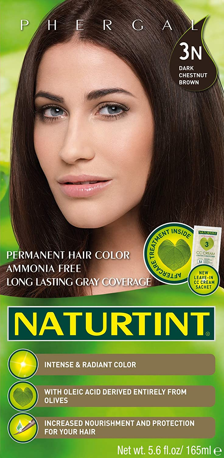 Amazon Naturtint Permanent Hair Color 3n Dark Chestnut Brown