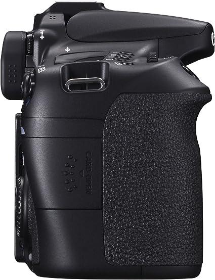 Canon EOS 70 D - Cámara réflex Digital de 20.2 MP (Pantalla ...