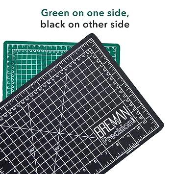 Amazon.com: Large Self Healing Cutting Mat - Professional Double ... : cutting fabric for quilting - Adamdwight.com