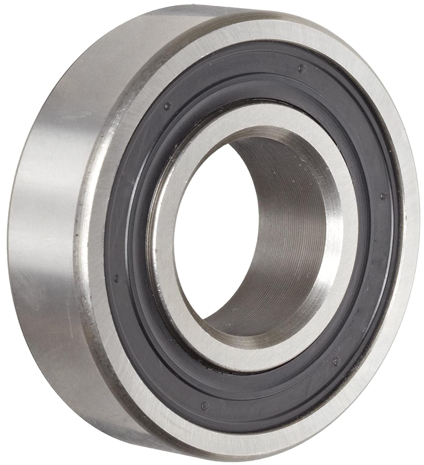 Nice Ball Bearing 3040DC Double Sealed, 52100 Bearing Quality Steel, 0.8750' Bore x 2.0000' OD x 0.5625' Width 0.8750 Bore x 2.0000 OD x 0.5625 Width RBC Bearings