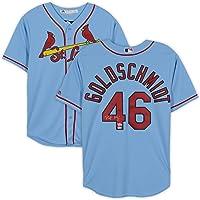 $209 » Paul Goldschmidt St. Louis Cardinals Autographed Powder Blue Majestic Replica Jersey - Fanatics Authentic Certified