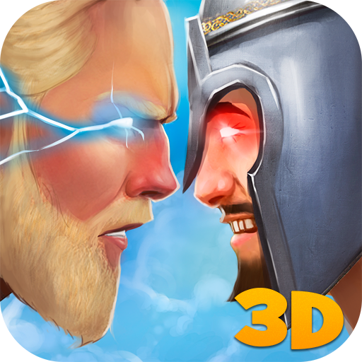 Gods of Olympus: Epic Fighting | Mythical Creature Games Ancient War God Battle Legendary Fight -