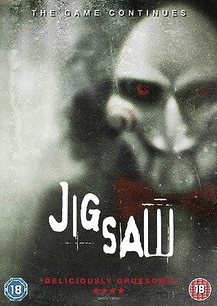 Jigsaw [DVD] [2017]: Amazon co uk: Laura Vandervoort, Tobin