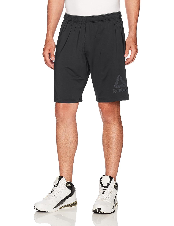 Reebok Men's Stretch Knit Shorts Reebok International LTD BQ3190-P