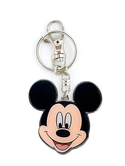 Mickey Mouse Expresi?n Pewter Llavero: Amazon.es: Juguetes y ...