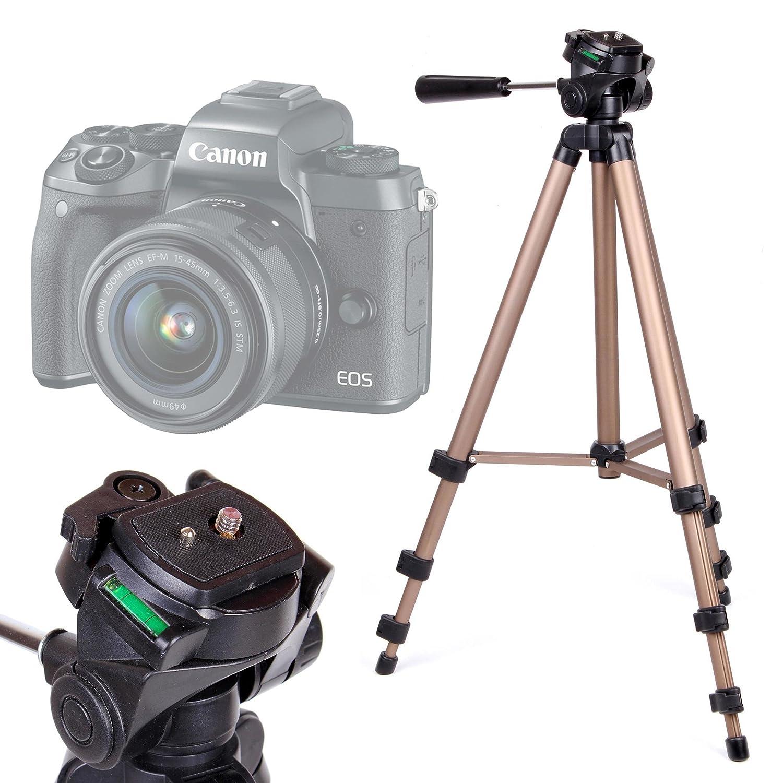 DURAGADGET Monopod/trípode para cámara Canon EOS 2000d/Rebel T7 ...
