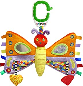 World of Eric Carle, The Very Hungry Caterpillar Activity Toy, Butterfly