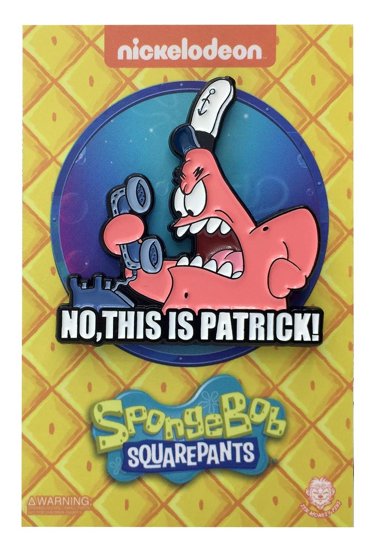 Spongebob Squarepants Collectible Pin This Is Patrick! No