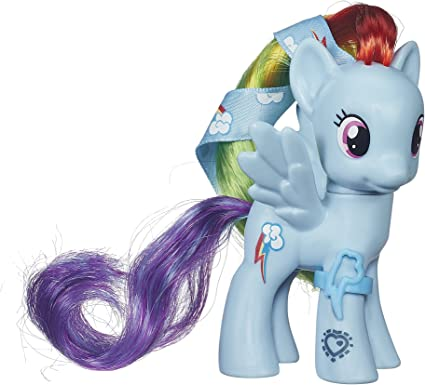 games dash kids little rainbow my pony for