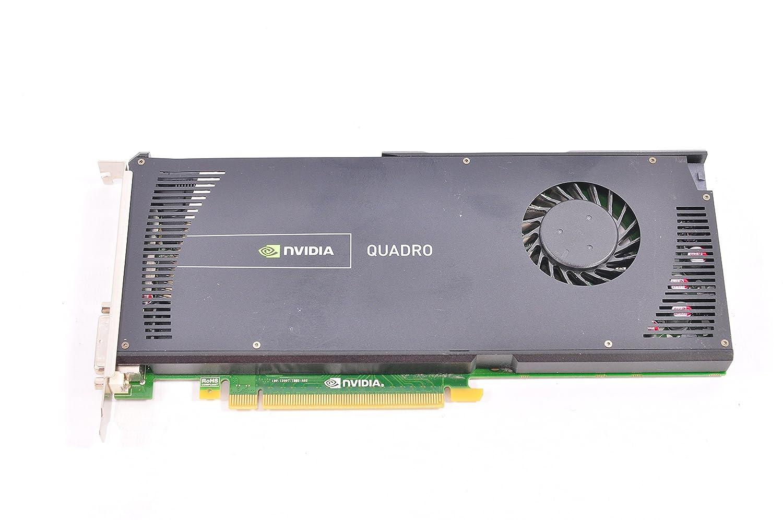 HP NVIDIA Quadro 4000 2GB PCIe 2.0 x16 GDDR5 Video Graphics Card 617737-001