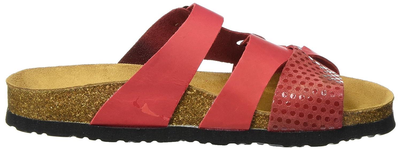 Dr. Brinkmann Damen 701089 Pantoletten (Rot) Rot (Rot) Pantoletten 98d32e