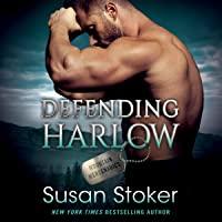Defending Harlow: Mountain Mercenaries, Book 4