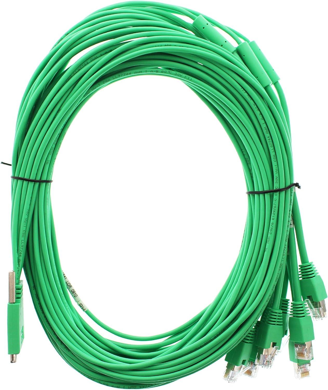 Cisco CAB-HD8-ASYNC High Density Cable for HWIC-8A HWIC-16A