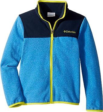 938dffb5f Amazon.com  Columbia Kids Boy s Mountain Crest¿ Fleece Full Zip ...