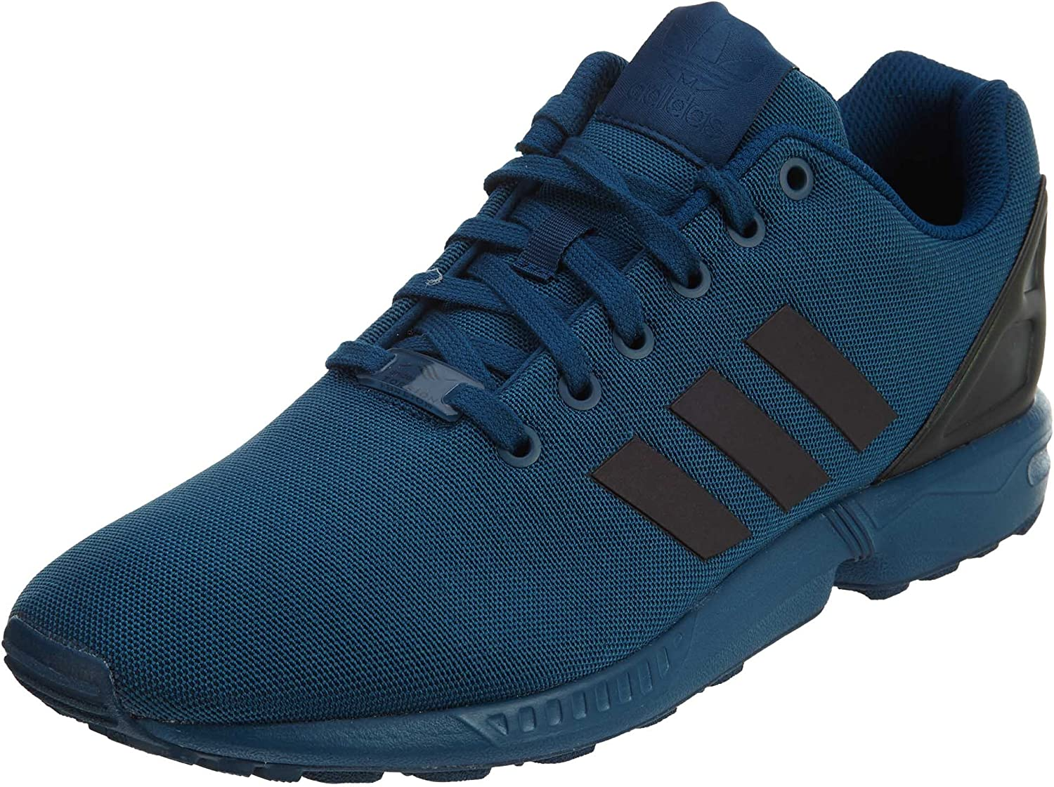 primer ministro Accesible China  Amazon.com | adidas Mens Originals ZX Flux Shoes #S76529 (11) Blue | Running