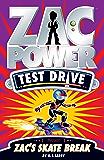 Zac Power Test Drive: Zac's Skate Break